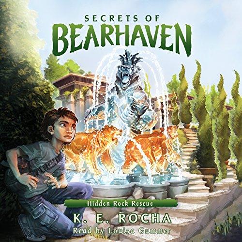 Hidden Rock Rescue audiobook cover art