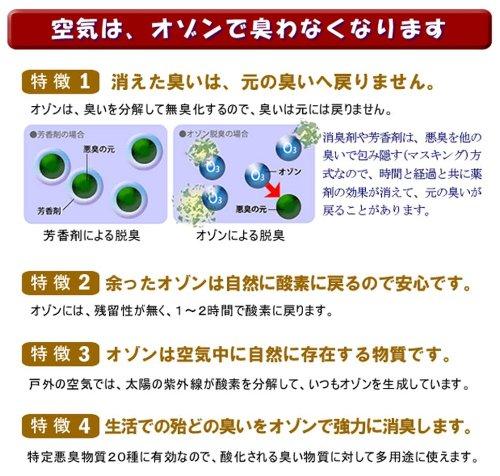 OHNIT(オーニット)『爽やかイオンプラス(CS-4)』