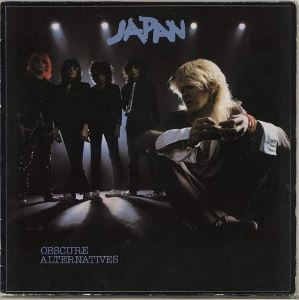 Obscure Alternatives LP (Vinyl Album) UK Ariola 1978