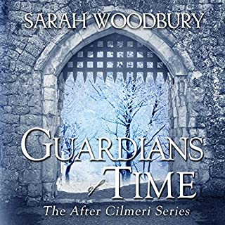 Guardians of Time     The After Cilmeri Series, Volume 9              Written by:                                                                                                                                 Sarah Woodbury                               Narrated by:                                                                                                                                 Laurel Schroeder                      Length: 9 hrs and 45 mins     2 ratings     Overall 4.5
