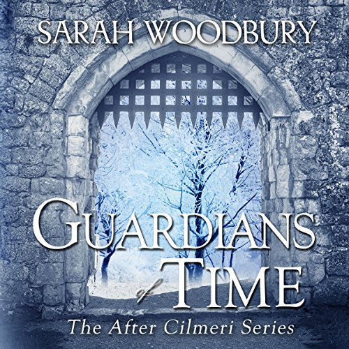 Guardians of Time audiobook cover art