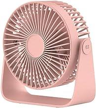 JULABO Durable Mini Ventilateur de Table Table de Bureau à la Maison de Bureau de Ventilateur électrique Rotatif Tenu dans...