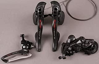 Campagnolo Super Record 12 Speed 2018-19 3pc Group Shifters Frt. Rear Derailleur