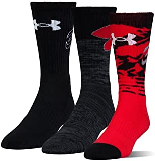 Under Armour Boys Phenom Curry Crew (3 Pack)