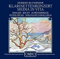 Klarinettenkonzert Op. 72 Med by HERBERT BLENDINGER (2007-04-24)