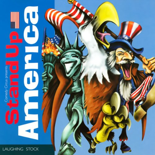 Stand Up America audiobook cover art