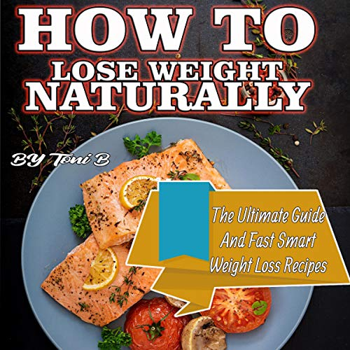 How to Lose Weight Naturally cover art
