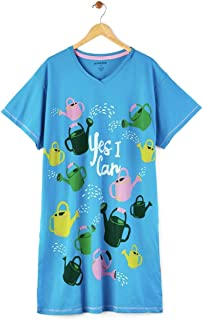 Little Blue House by Women's Happy Hour Sleepshirts
