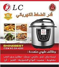 Dlc pressure cooker 4205