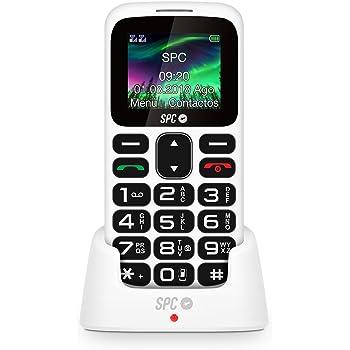 myPhone 220435 5,58 cm (2,2 Pulgadas) Funda Halo 2 (Linterna, 900 mAh batería, Radio, FM, Lector de Tarjetas MicroSD), Color Negro: Amazon.es: Electrónica