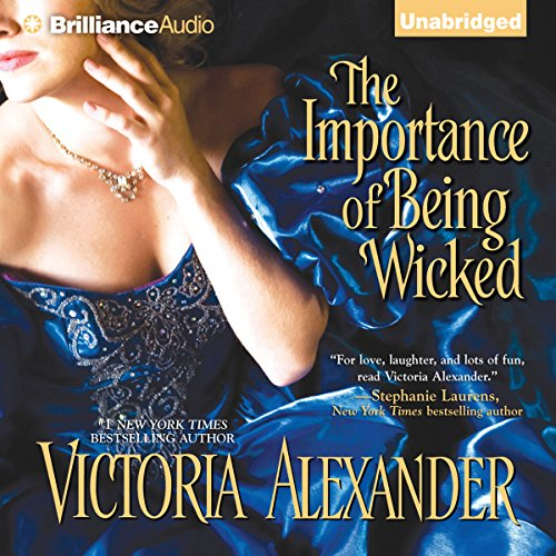 The Importance of Being Wicked audiobook cover art