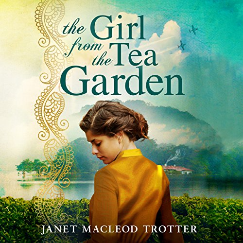 The Girl from the Tea Garden audiobook cover art