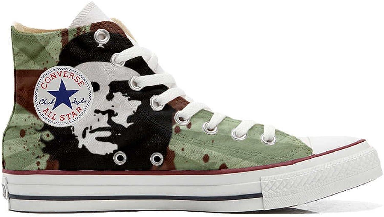 Converse All Star personalisierte Schuhe - Handmade schuhe - Che Guevara
