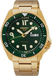 Seiko Sport 5 Exclusive Edition with Arabic Dial SRPF90K1