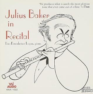 Julius Baker in Recital 1