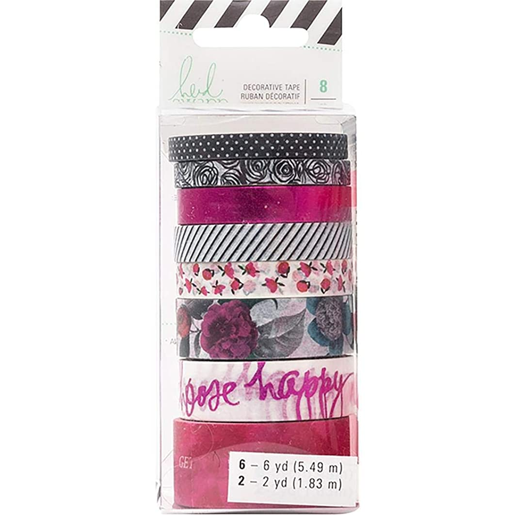 Heidi Swapp Fresh Start Memory Planner Washi Tape - Elegant