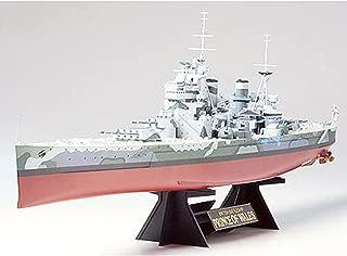 Tamiya America, Inc 1/350 Prince of Wales Battleship, TAM78011