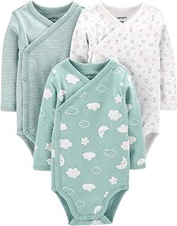 Ltd Shanyujing Jianzhu Co. Mousecraft Baby Onesies Long Sleeve Cotton Bodysuit for Baby Boys Girls
