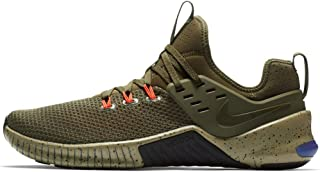 Nike Men's Metcon Free Training Shoe Olive Canvas/Olive Canvas-Neutral Olive 11.5
