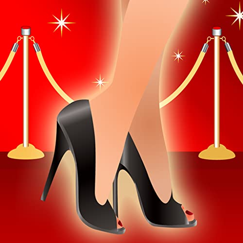 Celebrity Fashion Party Tarjetas