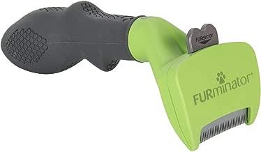 Furminator Short Hair deShedding Tool for Small Dogs
