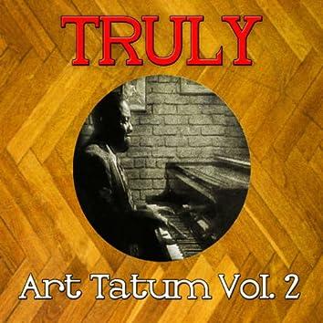 Truly Art Tatum, Vol. 2