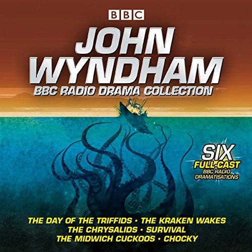 Couverture de John Wyndham: A BBC Radio Drama Collection