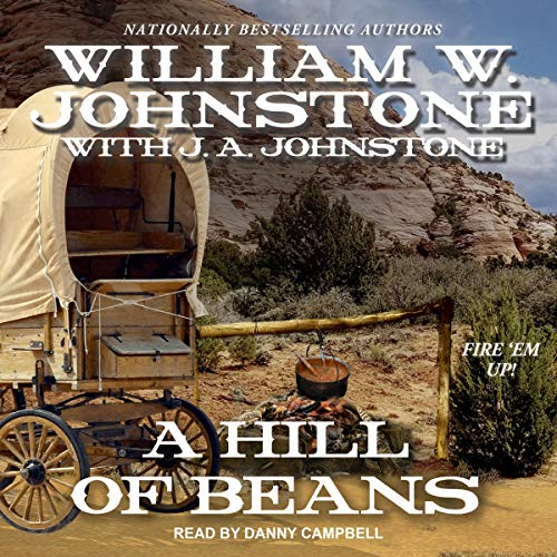 A Hill of Beans audiobook cover art