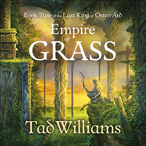 Empire of Grass audiobook cover art