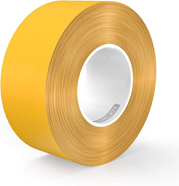 LLPT Double Sided Tape For Woodworking Template And CNC Removable Residue Free 108 Feet 6 Width Available WT258