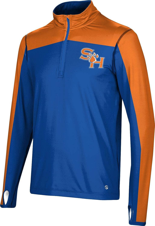 ProSphere Sam Houston State Purchase University Sl San Jose Mall Men's Long Zip Quarter