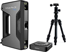 2020 Shining3D [ EinScan Pro 2X Plus ] + [ Industrial Pack - Tripod and Turntable ] Handheld 3D Scanner with Solid Edge CA...