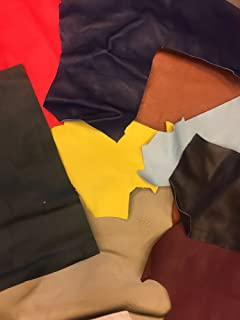 Best leather scraps for sale Reviews