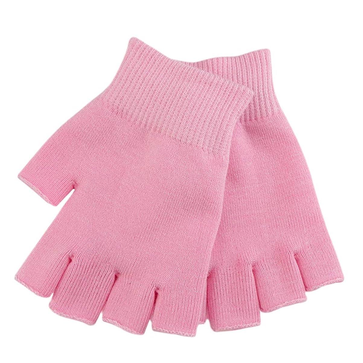 レルムボーナスピジンHealifty 指なし 保湿 手袋 手荒れ 対策 ハンドケア 手袋 ジェル保湿手袋
