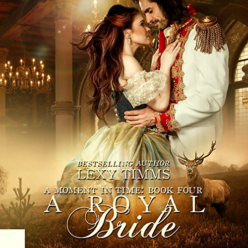A Royal Bride audiobook cover art