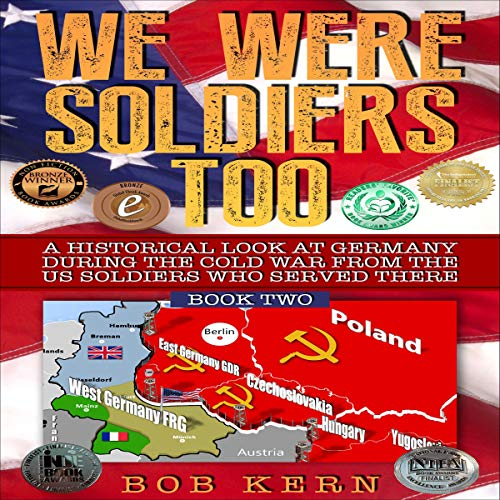 We Were Soldiers Too  By  cover art