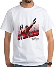 CafePress GOTG Star-Lord Guns White T-Shirt Cotton T-Shirt