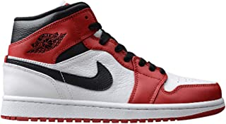 Amazon.com: The White and RED Jordans