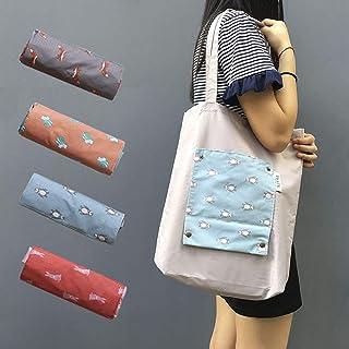 CHESHTA Animal Shopping Handbag - Tote Bag For Grocery - Shopping Shoulder Bags - Women - Travel - Wardrobe Storage Bag (M...