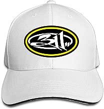 American Bat Man Rock Band 311 Adjustable Washed Twill Sandwich Caps Hats