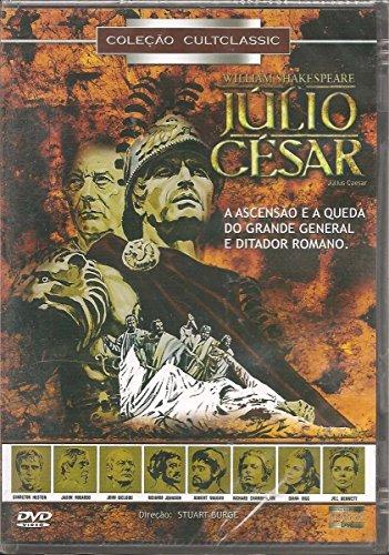 Dvd - Júlio César - Charlton Heston