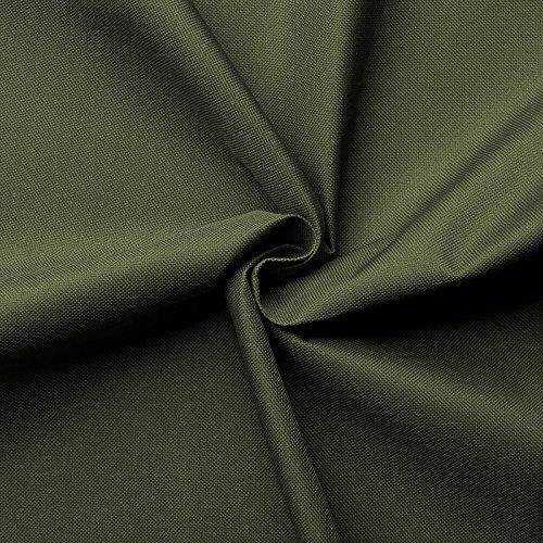 aktivstoffe Carry - Lona de Tela Impermeable - 100% poliéster - 21 Colores - por Metro (Caqui)
