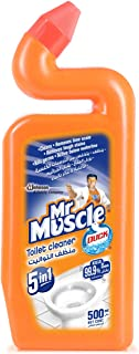Mr Muscle Toilet Cleaner, 500 ml