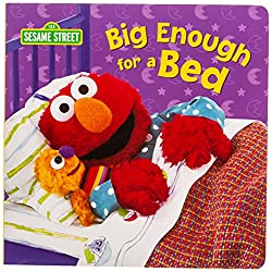 elmo bedtime story to encourage transitioning to the toddler bed