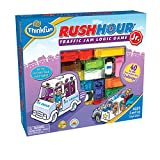 ThinkFun Rush Hour Jr, Juego 'Traffic Jam Logic Game' (TF5040)
