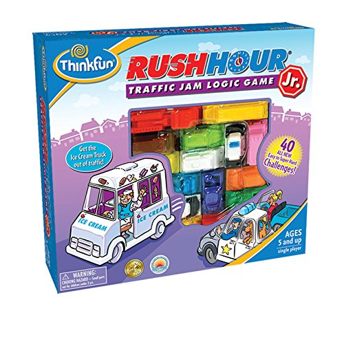 ThinkFun Rush Hour Jr, Juego