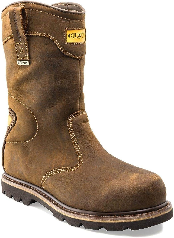 Buckler b701smwp Zehenschutzkappe und Zwischensohle Zwischensohle aus Stahl Arbeit Stiefel  Online-Mode einkaufen
