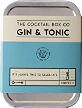 The Cocktail Box Co. Premium Cocktail Kit - The Gin & Tonic Cocktail Kit - Makes 3 Premium Hand Crafted Cocktails. Great g...