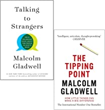 Talking to Strangers & The Tipping Point By Malcolm Gladwell 2 Books Collection Set
