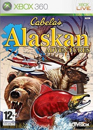 Activision Cabela's Alaskan Adventures, Xbox 360